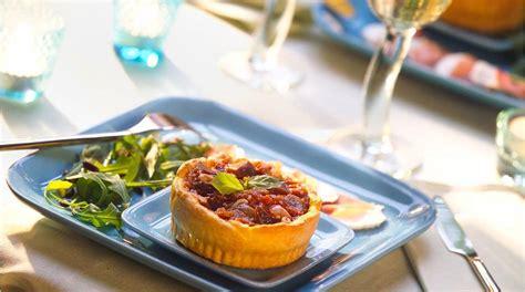 http 750g com fiche de cuisine recette tarte au jambon de pays et confit d 39 aubergine 750g