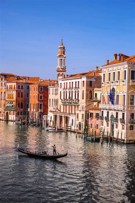 10 Best Things To Do In Venice Italy Most Beautiful
