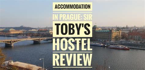 Accommodation Prague Sir Toby Hostel Soviet Suitcase