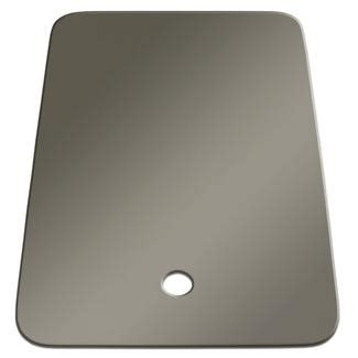 rv kitchen sink covers small sink cover stainless steel color lippert 5034