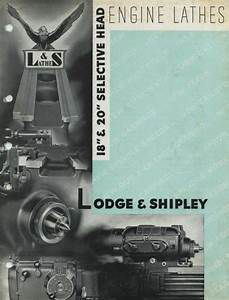 350  Lathe Owners Manuals  Instructions  Parts List