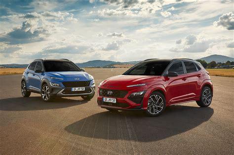 2021 Hyundai Kona facelift revealed - Autocar India