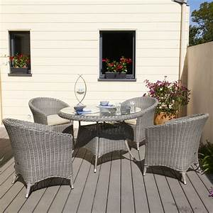 Chaise Et Table De Jardin Pas Cher : table plus chaise de jardin pas cher advice for your home decoration ~ Teatrodelosmanantiales.com Idées de Décoration