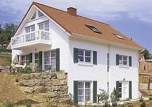 Haus Am Hang Bauen Stützmauer : fertighaus hanglage herrenhausen ein fertighaus von ~ Lizthompson.info Haus und Dekorationen