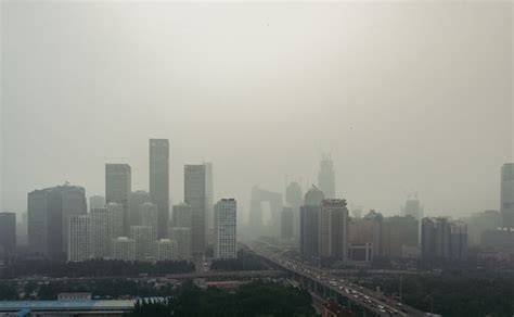 Study: Urban air quality improved less during Covid-19 ...