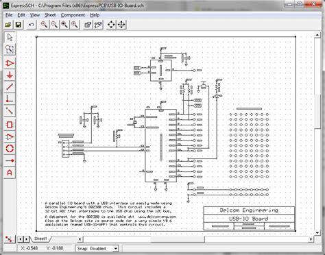 free cad software expresspcb