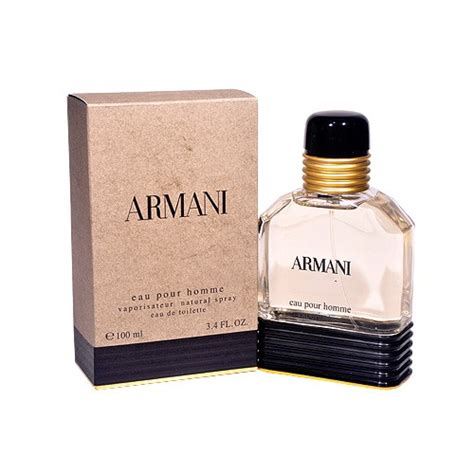 armani by giorgio armani eau de toilette spray 3 4 oz