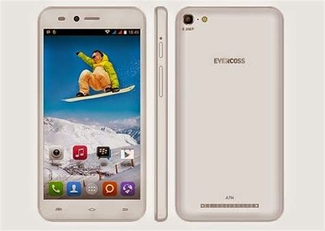 HP Android Evercoss 600 Ribuan Spek Canggih Android
