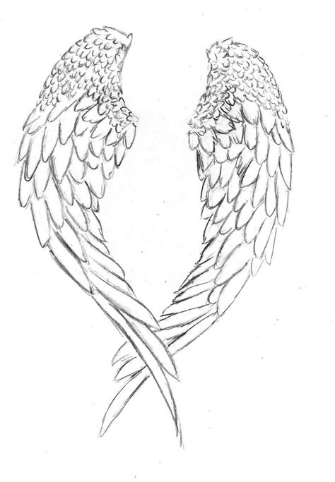 angel wing coloring page az coloring pages - Coloring Pages Of Crosses With Wings. coloring
