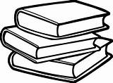 Books Clipart Carti Coloring Cu Colorat Imagini Pixabay Stack Desenho Microbiology Library Clip Livro Desene Gate Line Drawing Livres Libros sketch template
