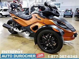 Can Am Spyder A Vendre Particulier : auto durocher can am spyder rss 2011 d occasion vendre laval stock n 3 ~ Maxctalentgroup.com Avis de Voitures