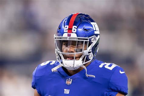 giants rb saquon barkley  teams   record