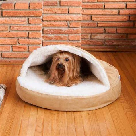 Snoozer Cozy Cave Pet Bed by Snoozer Luxury Orthopaedic Cozy Cave Bed Care 4 Dogs
