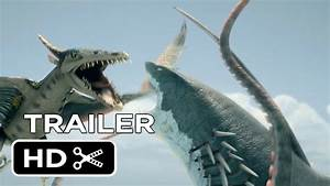 SHARKTOPUS VS PTERACUDA (2014) Official Trailer - YouTube