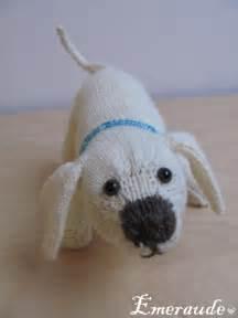 comment tricoter un chien nos conseils