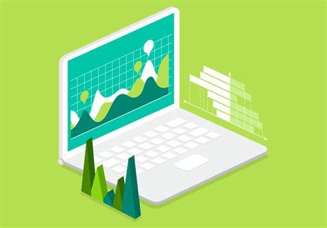 IBM Analytics for Industry image laptop
