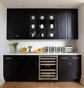 black butler39s pantry cabinets With what kind of paint to use on kitchen cabinets for wall art display apps