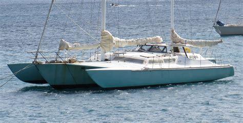 Trimaran Sailboat by Can Catamaran Sailboats Make Offshore Cruising Sailboats
