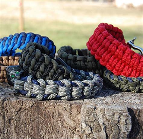 paracord projects knots  ideas
