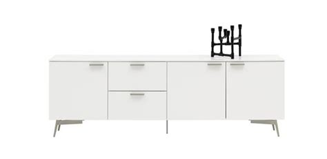 White Lacquer Sideboard Buffet by Buffets White Lacquered Buffet Dining Tables