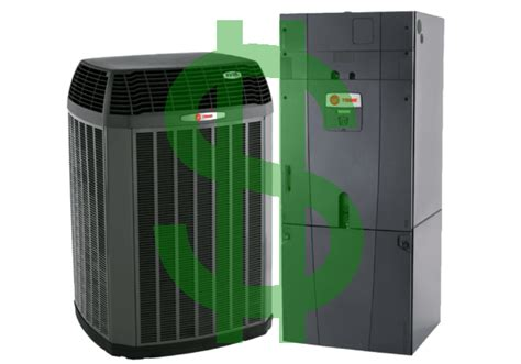 Average Salary For Heating And Air Conditioning by How Much A New Trane Air Conditioner Cost Smw