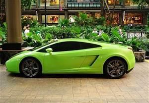 SG EXOTIC SPOTTER Lamborghini Gallardo [Lime Green]