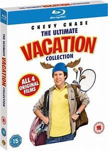 National Lampoons Vacation Box Set Blu-ray Zavvi com
