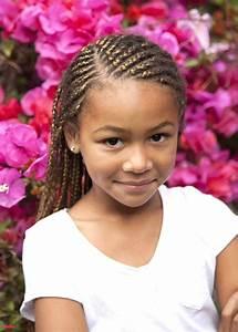 Coiffure Enfant Tresse : coiffure tresses nattes pour enfant afro afrodelicious salon pour avec jpg v 1 et nattes ~ Melissatoandfro.com Idées de Décoration