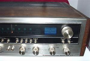 Pioneer Stereo Receiver Model Qx