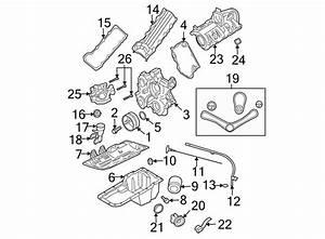 Dodge Viper Engine Oil Pump Bolt  3 7 Liter  4 7 Liter  4