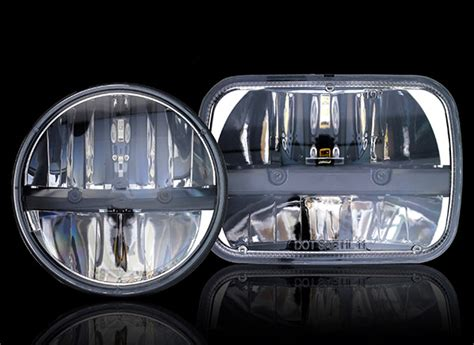 Led Headlights To Update Older Cars
