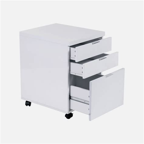 gilbert high gloss lacquered file cabinet es file