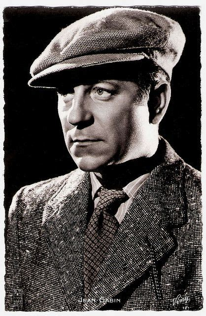 jean gabin hollywood jean gabin french actors of the 1930 s pinterest the