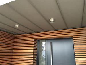 Pose Lames Pvc : panneau bardage composite bm86 jornalagora ~ Premium-room.com Idées de Décoration