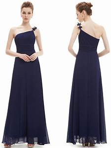midnight blue bridesmaids dresses vestido de coctel para With midnight blue dress for wedding