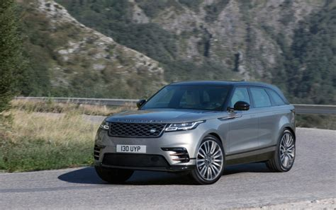Review Land Rover Range Rover Velar by Land Rover Range Rover Velar Review Torque