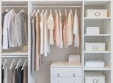 What Are Standard Closet Dimensions? Hunker