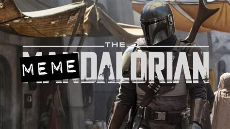 Celebrate 'The Mandalorian' season 2 with these dope memes ...