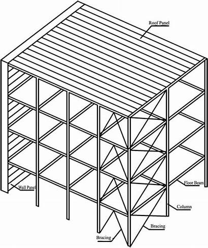 Steel Structures Frame Building Structure Type Nodes