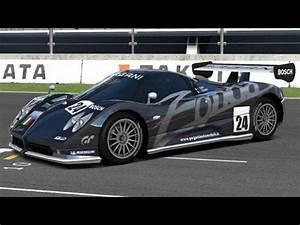 Lm Automobile : gt6 gt masters finale pagani zonda lm race car youtube ~ Gottalentnigeria.com Avis de Voitures