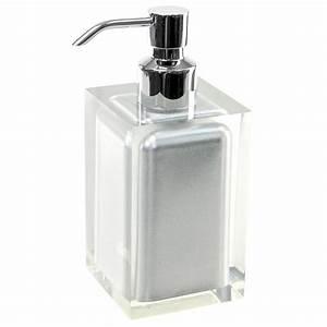 Rainbow Soap Dispenser with Curved Pump | Zuri Furniture