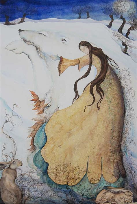 jackie morris original collectable watercolour paintings