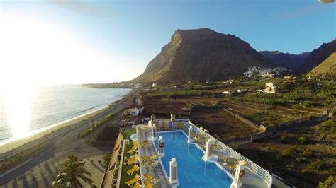 top recommended hotels  valle gran rey la gomera