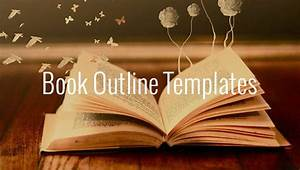 Book Outline Template 6 Free Sample Example Format