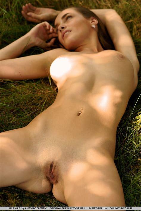 Busty Beauty Milana By Metart Photos Erotic Beauties