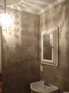10 best images about urban rustic concrete wall on for Wall paint glaze ideas