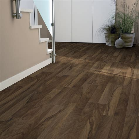 Tarkett Sqm  World Walnut Laminate Flooring