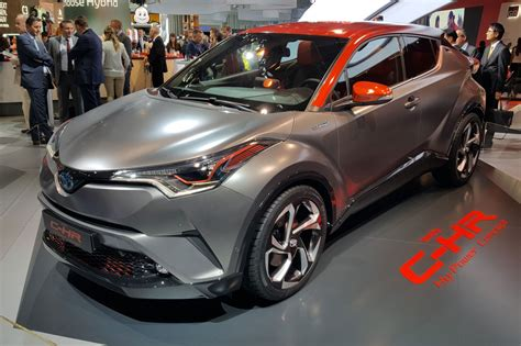 Crossover Gets Cross C Hr Hy Power Concept Shows Whats