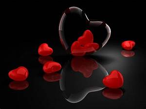 Heart Black Backgrounds
