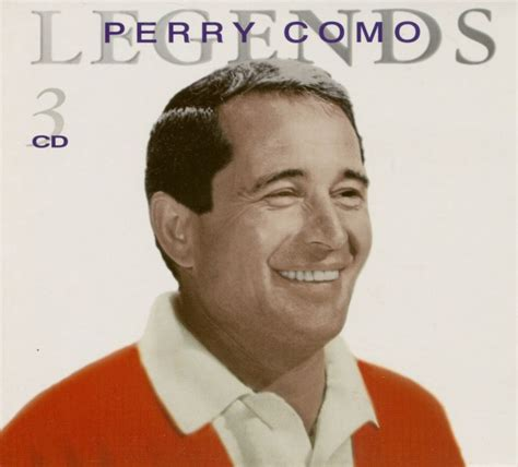 perry como songs perry como cd legends 3 cd bear family records